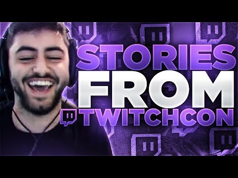 Yassuo | STORIES FROM TWITCHCON!
