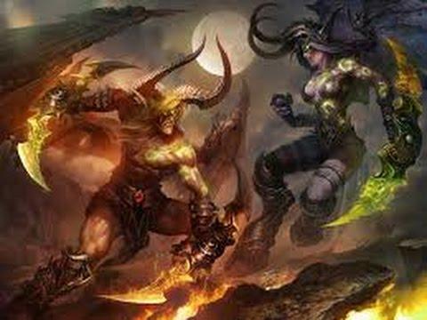 Amargura Descanso Decremento  Havoc Demon Hunter Changes 7.1.5 | Prydaz Buff! | New Legendaries! - YouTube