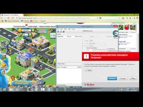 Como usar cheat engine 6 4 megapolis