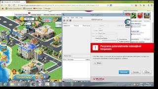 Video aula-Como usar hacker no Megapolis((Cheat Engine 6.3))