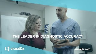 VisualDx: The Leader in Diagnostic Accuracy