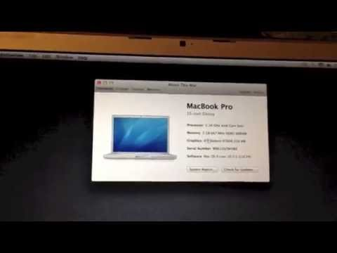 How to Install/Run Mac OS X Lion on a Core Duo or Core Solo Mac