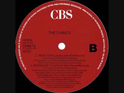 The Chimes - Stronger Together (Red Zone Mix) 1990