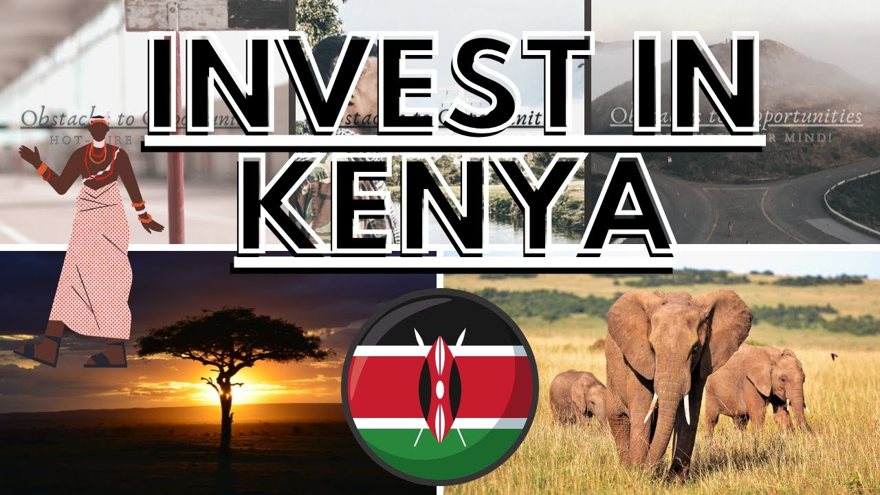 How to Invest in Kenya.. Industries and Much More