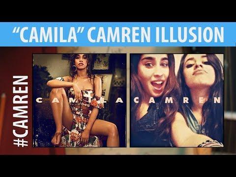 Camren shipper listens to Camila Cabello's debut album