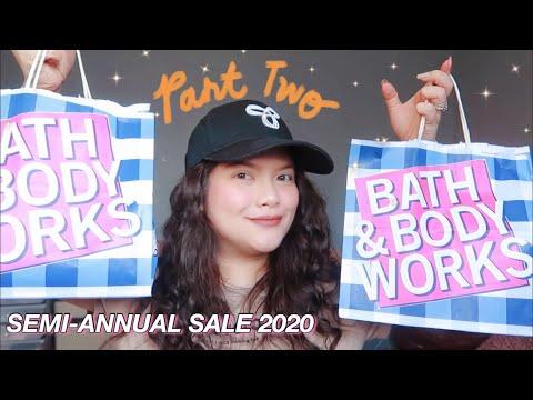 Bath & Body Works SAS Haul (Part 2) | Trinakaye