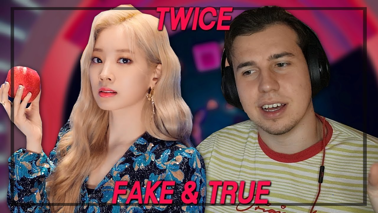 Music Critic Reacts To Twice Fake True Youtube