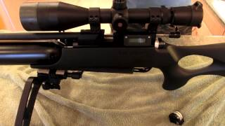 40 ftlb Daystate Air Wolf Review—100-yards