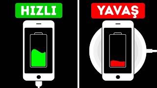 Aceleniz Varken Telefonunuzu Nasıl Daha Hızlı Şarj Edersiniz