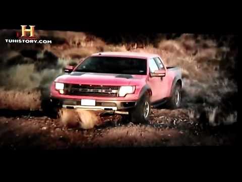 Ford Raptor  Top gear USA vehiculo unico en su clase vs Halo