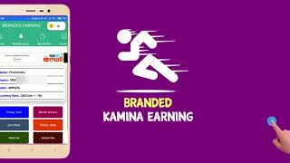 KRC Money Maker Earn Unlimited PayPal and PayTm Cash Branded kamina earning