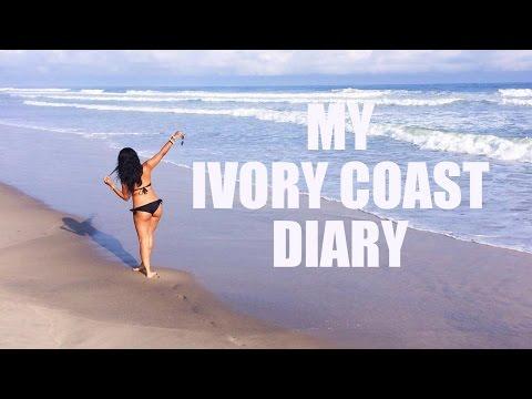 🇨🇮 My Ivory Coast Diary - Summer 2016 || CeriseDaily 🍒