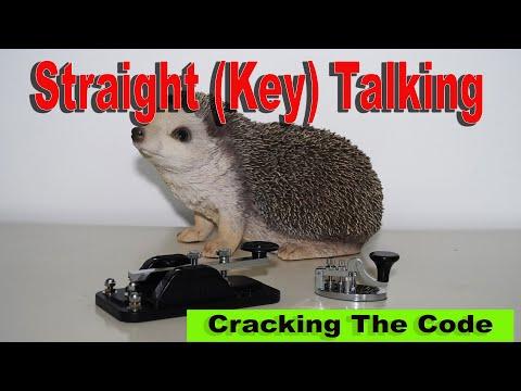 Straight CW Keys