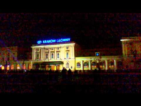 Krakow Glowny Underground
