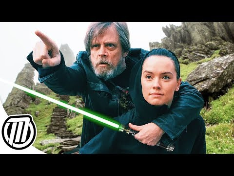 The Last Jedi Review &