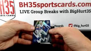 2018 Panini Spectra Football | 4 Box 1/2 Case Break #3 Pick Your Teams