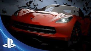 Gran Turismo 5 Exclusive - 2014 Corvette Stingray Final Prototype