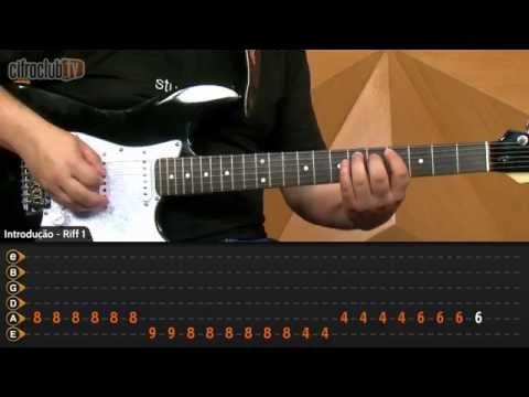 Brianstorm - Arctic Monkeys (aula de guitarra)