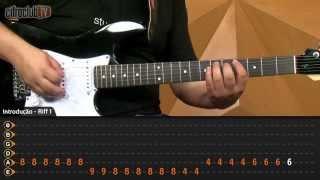 Brianstorm Arctic Monkeys Aula De Guitarra