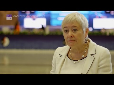 World Energy Congress | Joan MacNaughton, Executive Chair of the WEC's Energy Trilemma Index