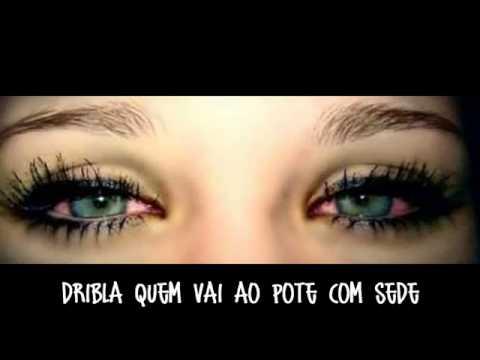 MC Daleste e MC Fred   Linda Menina dos Olhos Verdes  Lyric Vídeo Oficial  Musica nova 2014  Letra