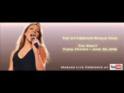 04 I Don't Wanna Cry - Mariah Carey (live at Paris)