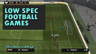 Best Football Games For Low End PCs - FM 2020, PES, FIFA & More! screenshot 5