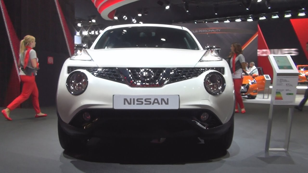 nissan juke 110 dci n vision 2017 exterior and interior in 3d youtube. Black Bedroom Furniture Sets. Home Design Ideas