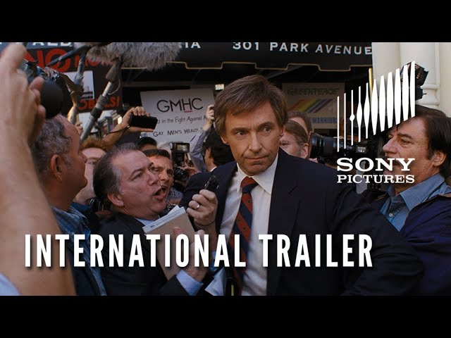 THE FRONT RUNNER - International Trailer
