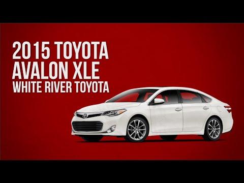 2017 Toyota Avalon White River Nh Vt
