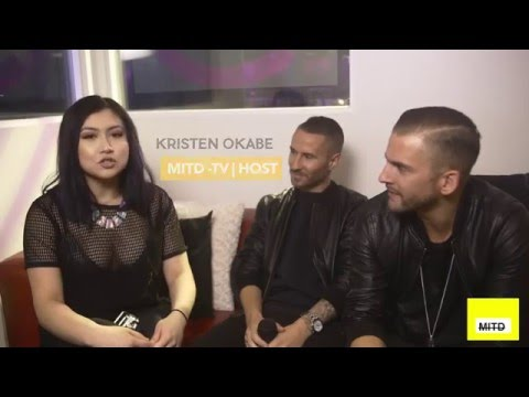 Galantis Interview with MITD
