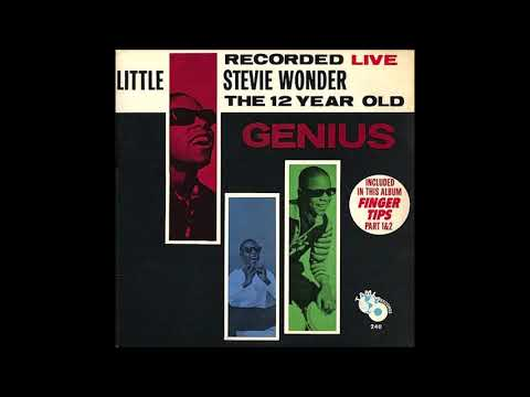 Little Stevie Wonder - Don't You Know [live '63]