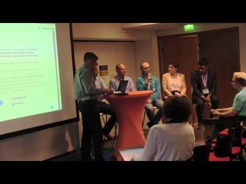 Mobility, energy and smart cities Panel - Domains