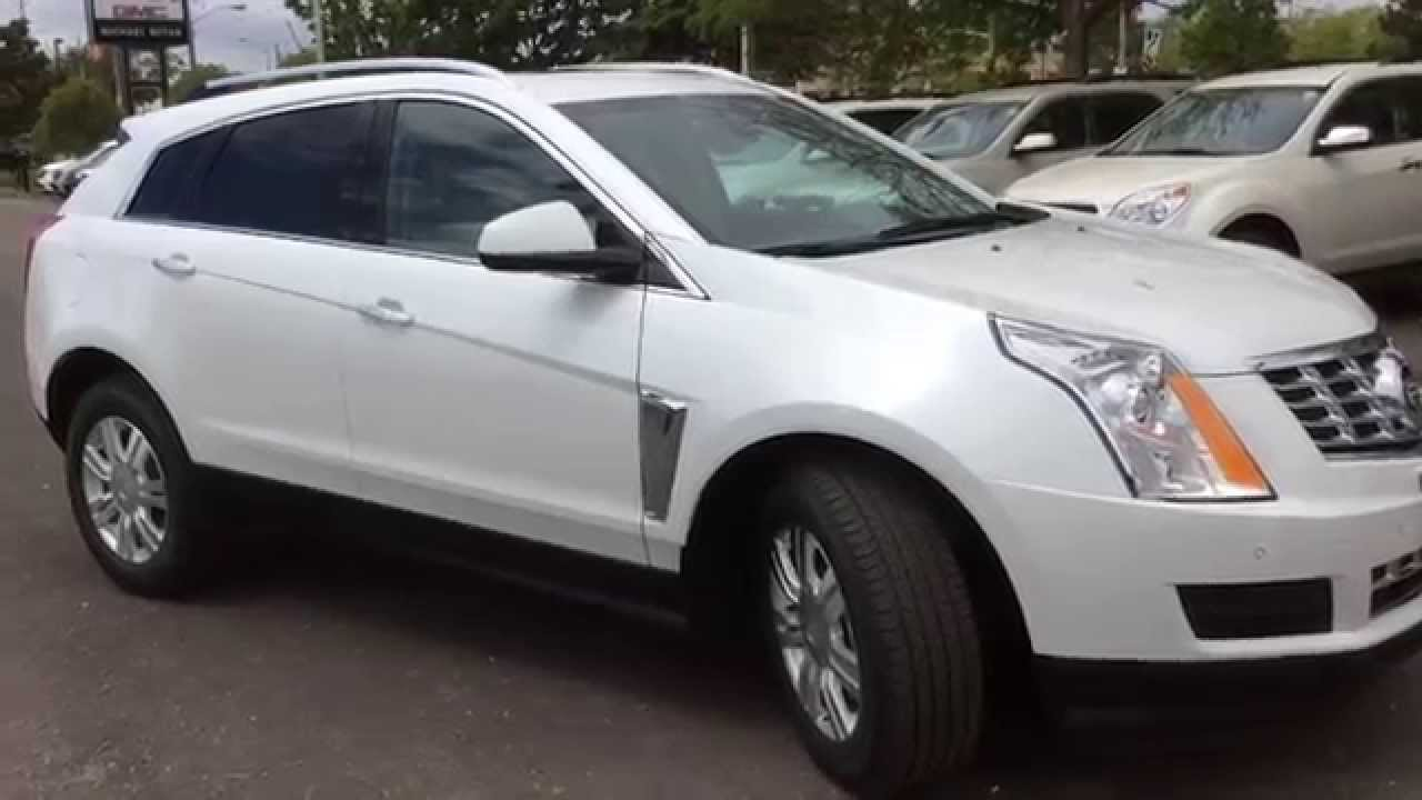 2014 Cadillac Srx Luxury Awd Review 140817 Youtube