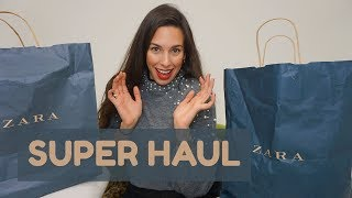 HAUL + BLACK FRIDAY// ZARA, MANGO, SFERA l jur jur