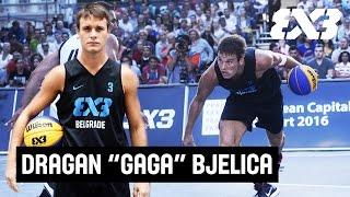 The real 'Mr. Crossover' - Dragan Bjelica - Mixtape Monday - FIBA 3x3