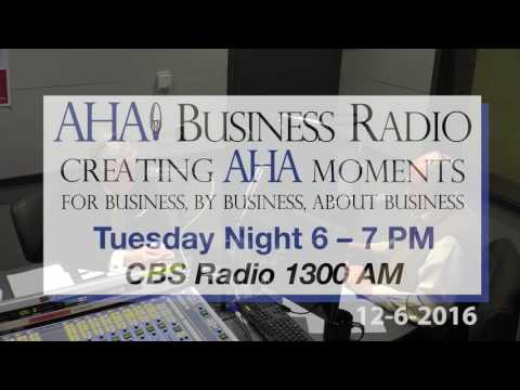 AHA Business Radio | Troy Brewer- The Brewer Investment Group at Wells Fargo Advisors