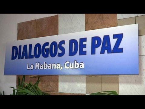 FARC Ile Kolombiya Hükümeti Tekrar Masaya Oturdu