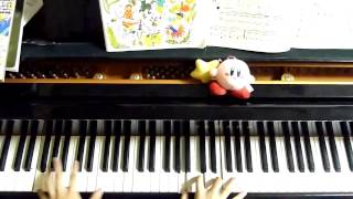 甘城ブリリアントパークOP-AKINO with bless4「エクストラ・マジック・アワー」をピアノで弾いてみた / Amagi Brilliant Park Opening piano cover