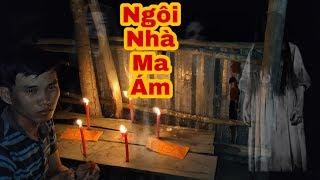 Tiếng Bước Chân Và Âm Thanh Kỳ Quái Quanh Ngôi Nhà Ma Ám|Strange sounds at the ghost house