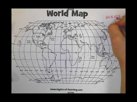 How To Find Latitude And Longitude