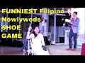 Emcee: Funniest Filipino Newlyweds Shoe Game | Mr. & Mrs. Ed & Bianca Reyes | 01.14.2017