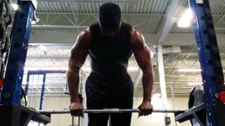Leg Day - Viking's Defensive End - Everson Griffen