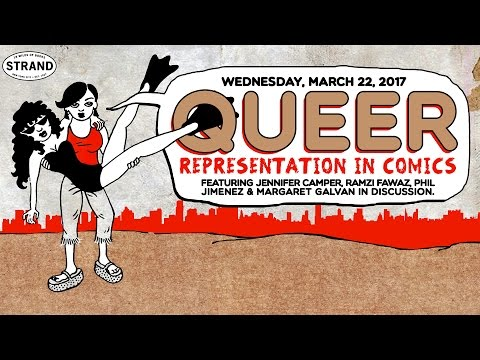 Queer Studies & LGBTQ Representation in Comics