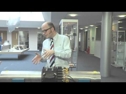 Monitorail - a programme about rail inspection using ultrasonic guided waves