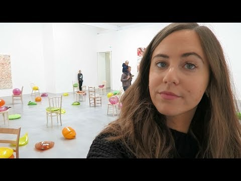 My Favourite London Art Galleries - London Vlog