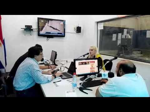 Radio Nacional-Programa de Hugo Bianchi