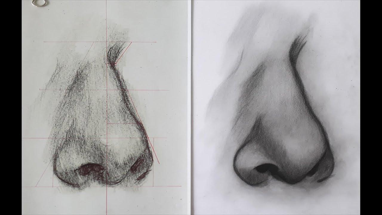 Drawing AZ, Học vẽ chân dung online, bài 135