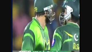 The Afridi Show; Pakistan vs Sri Lanka 2nd T20, 2012