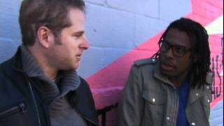 The Chew Chronicles @ Artists & Fleas in Williamsburg, Brooklyn